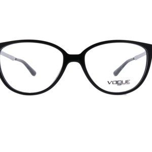 Vogue VO 2866 W44 Black Eyeglasses ODU